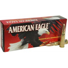 Federal American Eagle Ammunition 7.62x39mm 124 gr FMJ