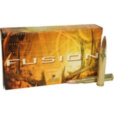 Federal Fusion Ammunition 30-06 Springfield 165 Grain SBT
