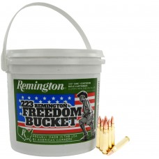 Remington® Freedom Bucket 223 55 GR FMJ