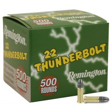 Remington Thunderbolt 22LR 500 Rnds