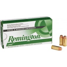 Remington UMC 9mm 115gr JHP