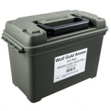 Wolf Ammo Can 223 Remington 55 Grain FMJ Can of 1000
