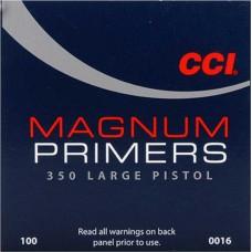 CCI 350 Large Pistol Magnum Primer