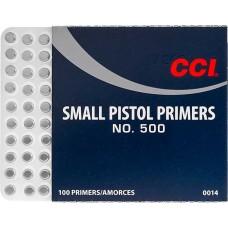 CCI 500 Small Pistol Primer