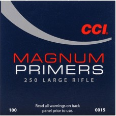 CCI 250  Large Rifle Magnum Primer