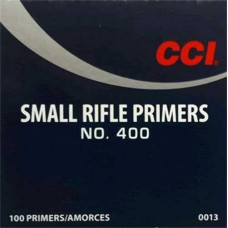 CCI 400 Small Rifle Primer