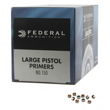 Federal Large Pistol Primers 150