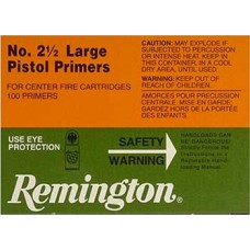 Remington #2-1/2 Large Pistol Primers
